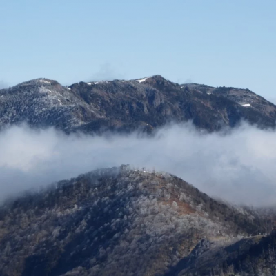 弥山、八経ヶ岳コース
