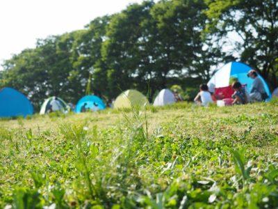 キャンプ 北海道