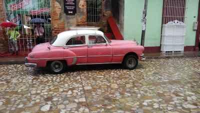 キューバ アメ車
