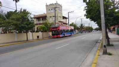 キューバ 街並み