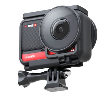 insta360 one R 強化レンズ
